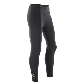 2XU Fitness Compression Pantalon running Femme, grey/silver